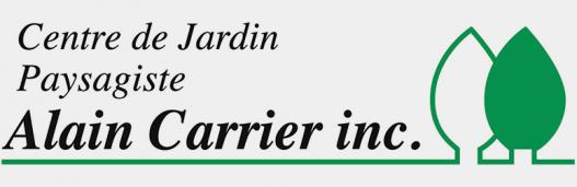 Centre de jardin paysagiste Alain Carrier inc.