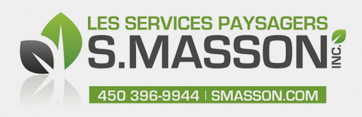 Services Paysagers s. Masson inc.